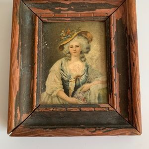 Vintage Elizabeth Of France Wall Art